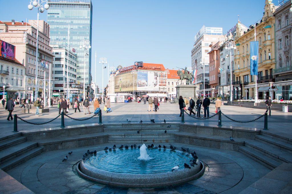 På en rejse til Kroatien ser du også Zagreb