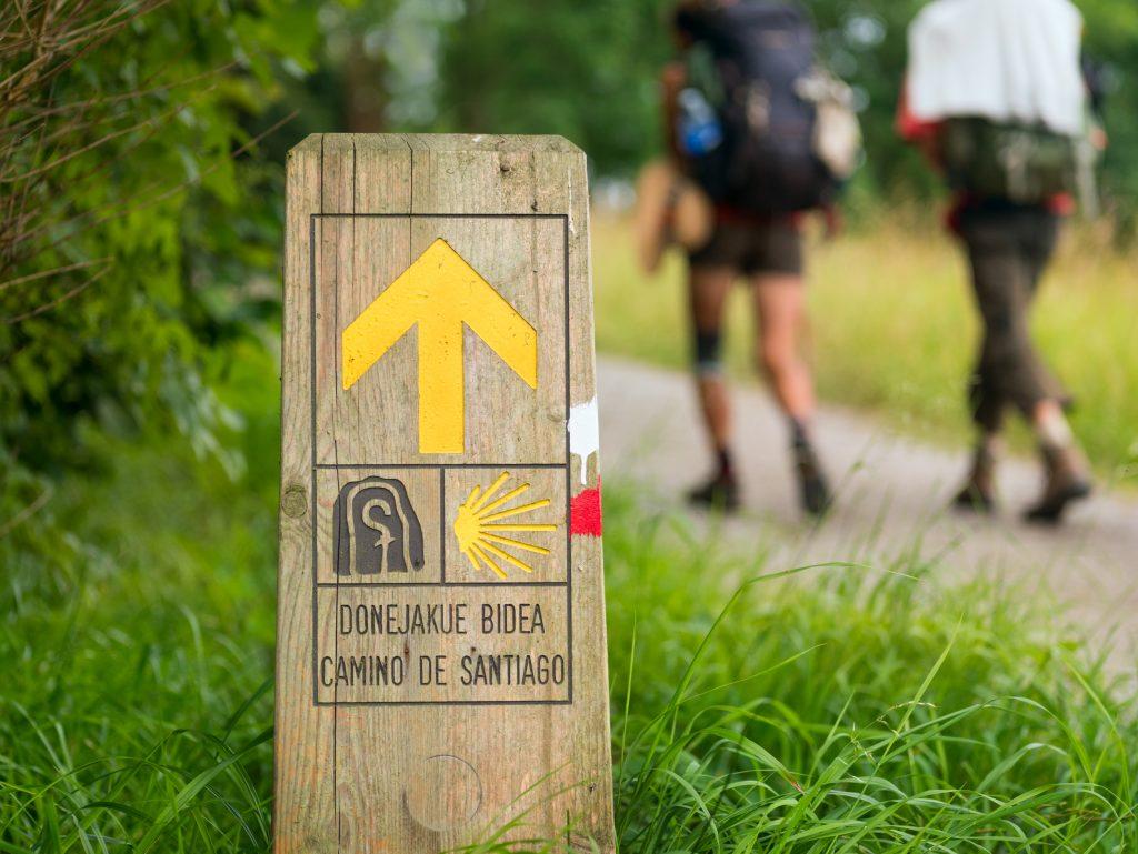 Vandreferie på Caminoen byder på mange oplevelser