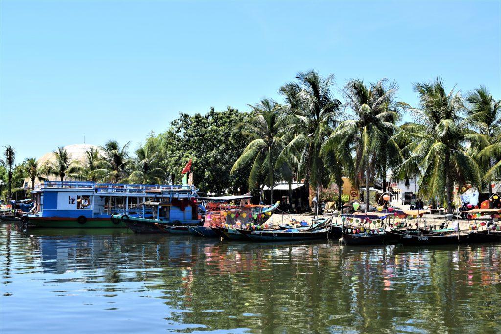 På en rejse til Vietnam ser du Mekong-deltaet