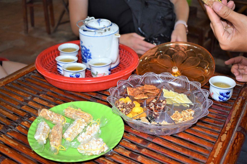 På en rejse til Vietnam smager du god mad
