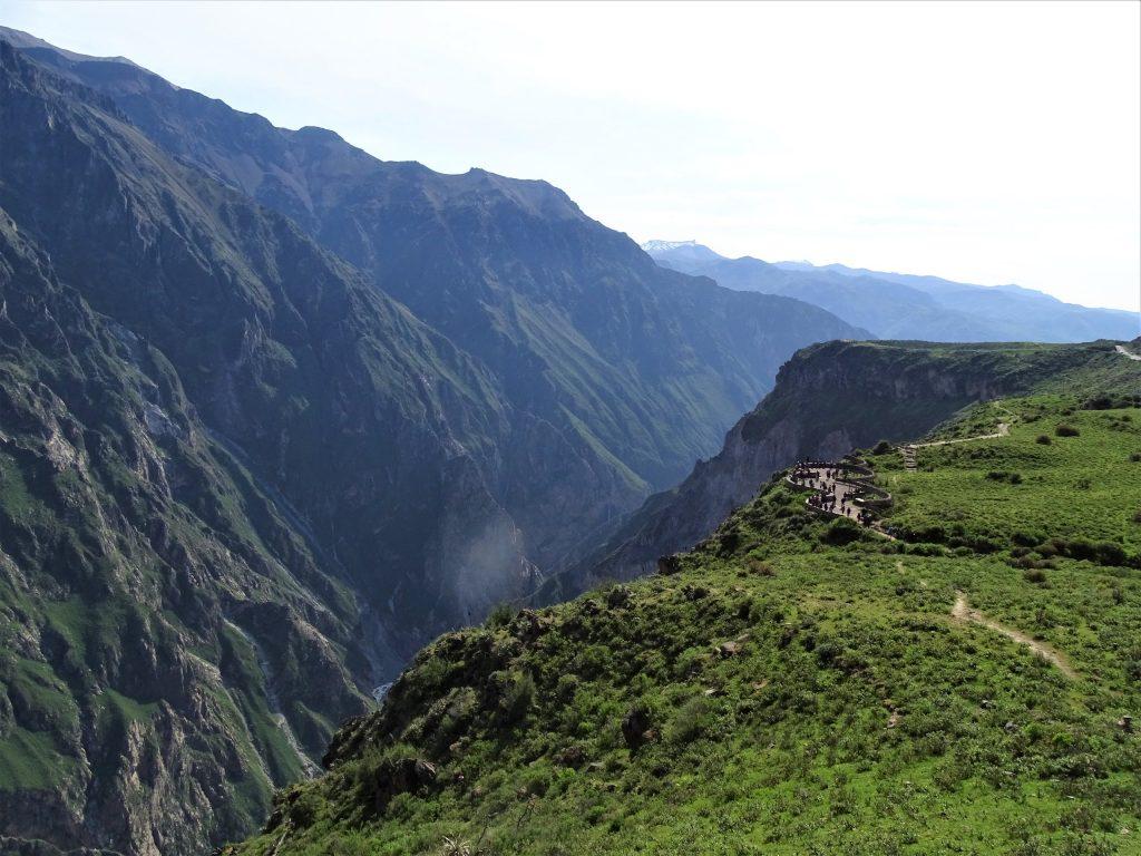På rejser til Peru kan du se kondorer i Condors Cross