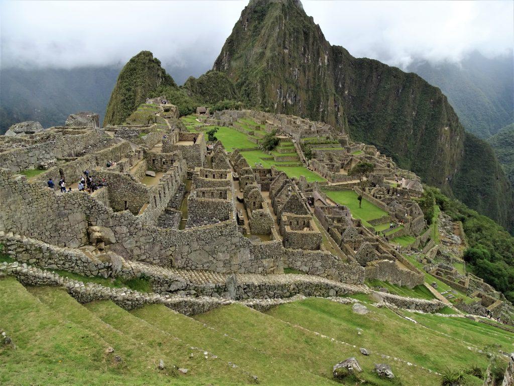 På rejser til Peru skal du se fantastiske Machu Picchu
