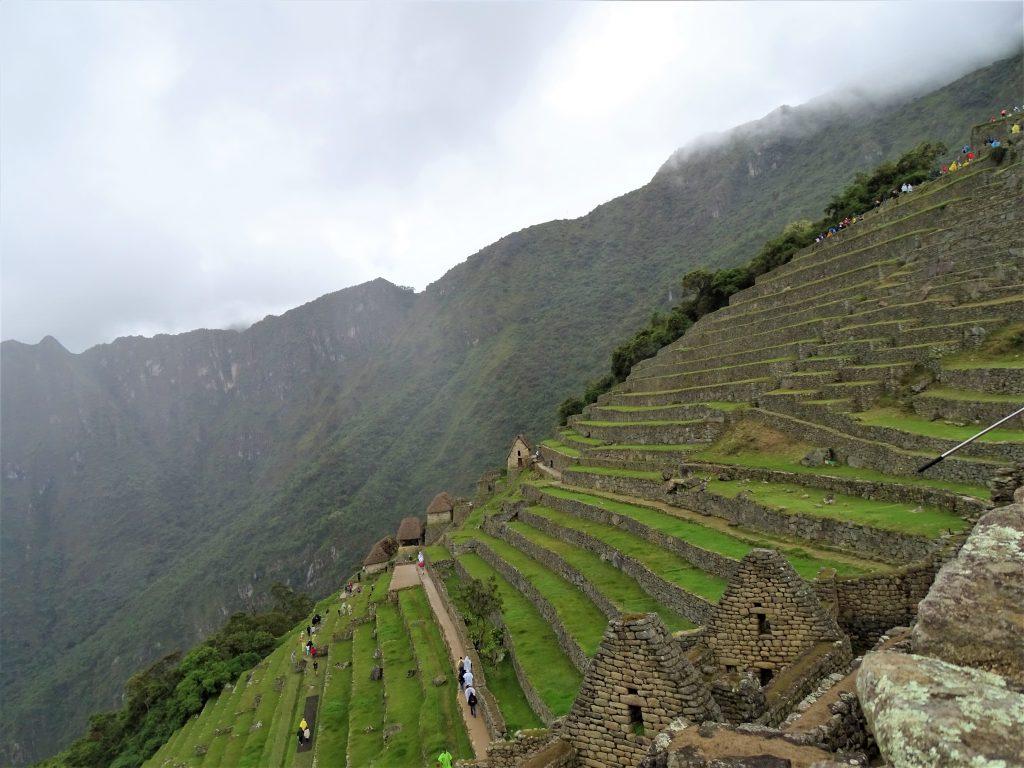 På rejser til Peru skal du se flotte Machu Picchu