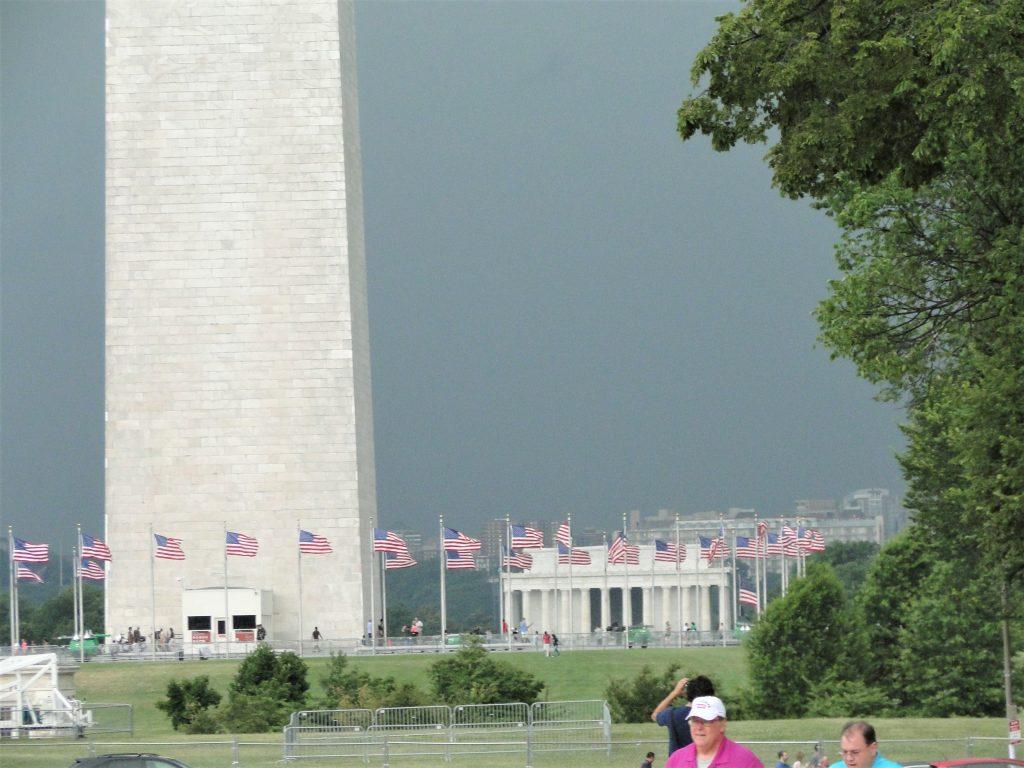 Washington Monument i Washington
